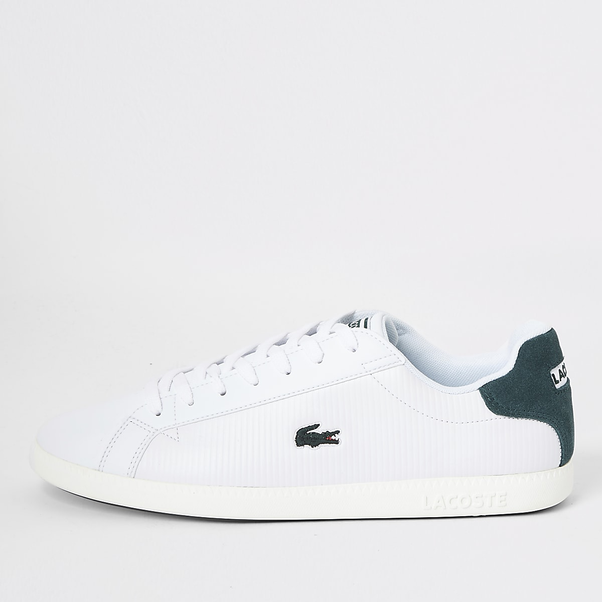 Lacoste – Graduate – Baskets blanches