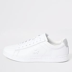 Lacoste – Carnaby – Sneaker in Weiß