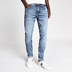 Pepe Jeans light blue skinny jeans
