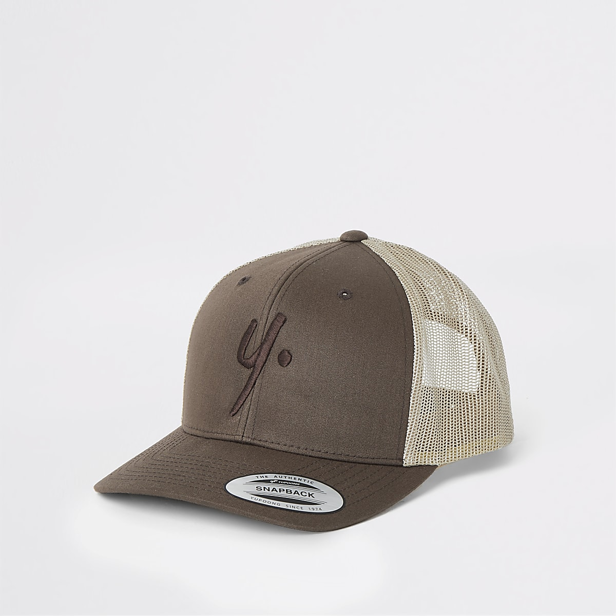 Year Dot brown baseball cap