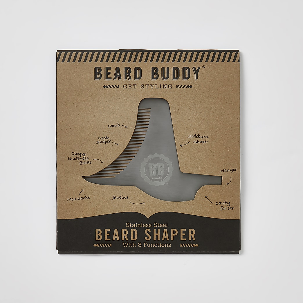 Beard buddy beard shaper