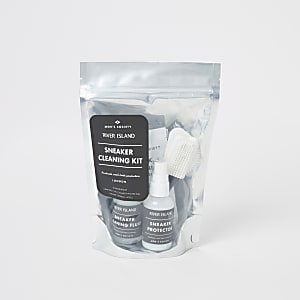 White shoe cleaning kit