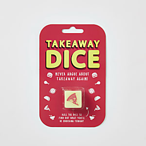 Takeaway-Würfel