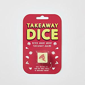 Takeaway dice