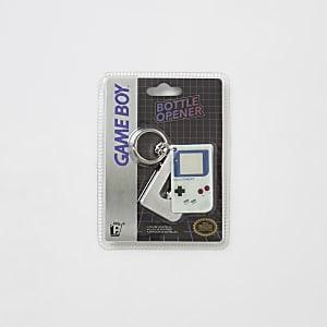 Game Boy – Schlüsselring mit Flaschenöffner