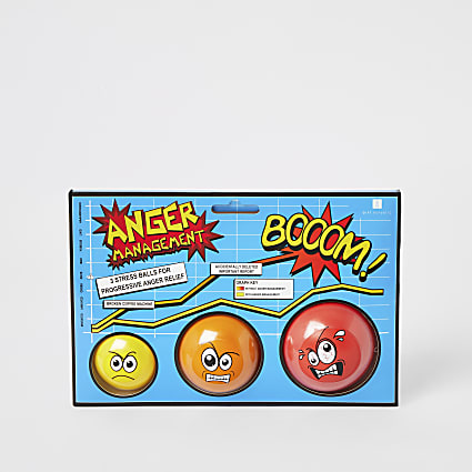 Anger stress ball 3 pack