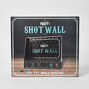 Party shot muurspel