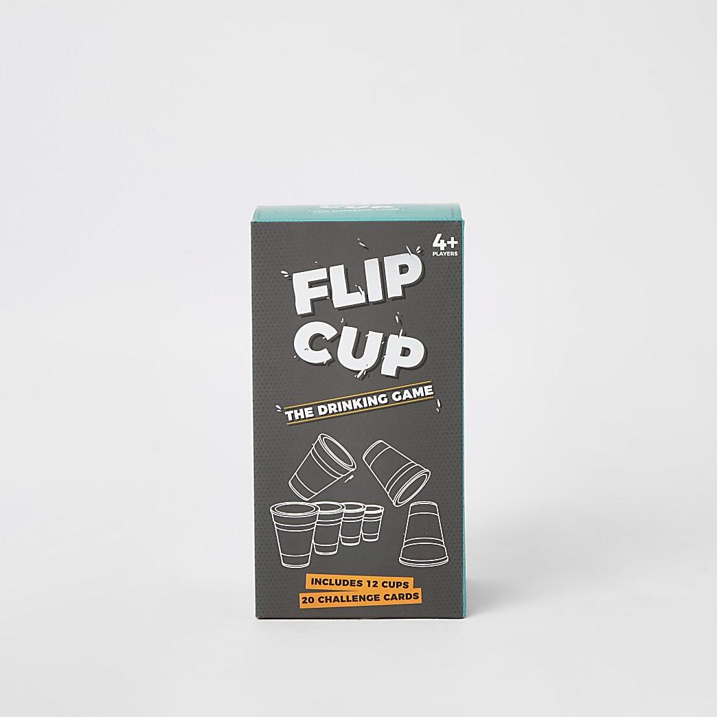 Flip cup drankspel