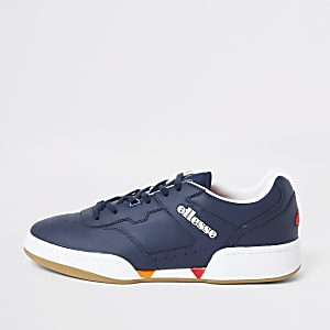 EllessePiacentino - Baskets bleu marine