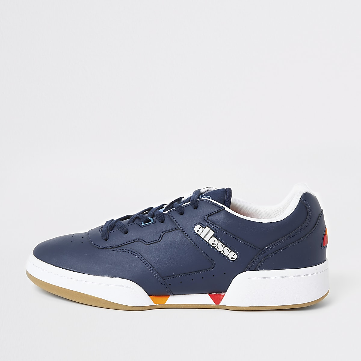 Ellesse navy Piacentino trainers