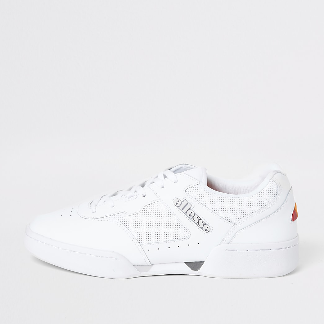 Ellesse - Baskets blanches Piacentino