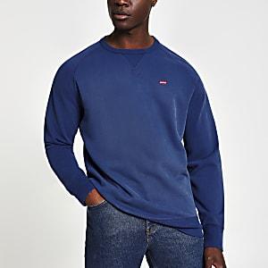 Levi's Original – Blaues Sweatshirt