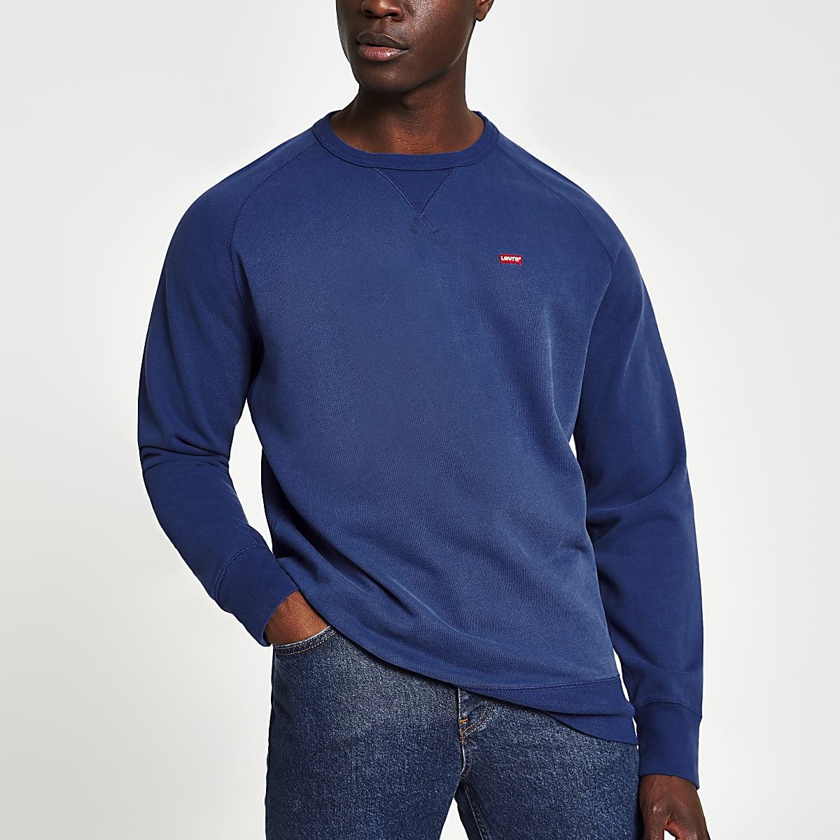 Levi's Original blue sweatshirt
