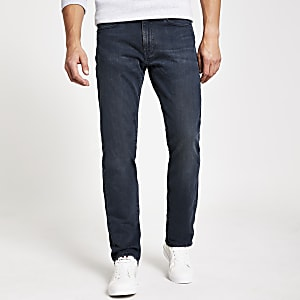 Levi's – Blaue Slim Fit Jeans
