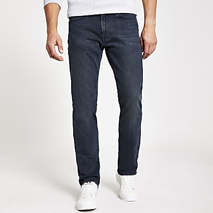 Levi's 511 Ivy blue slim fit jeans