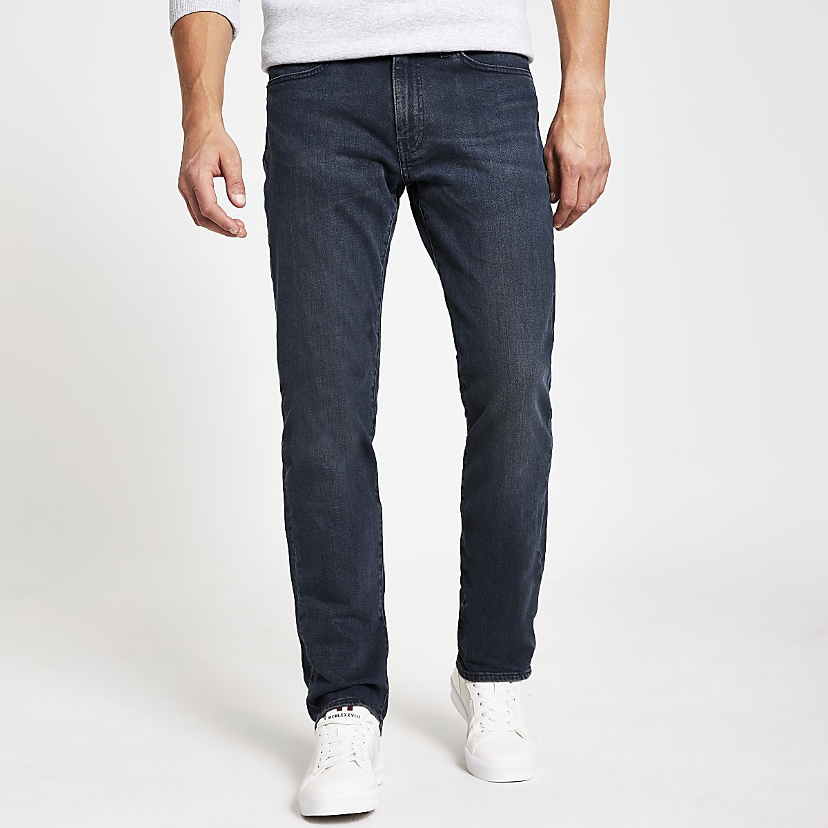 Levi's 511 – Ivy – Blaue Slim Fit Jeans
