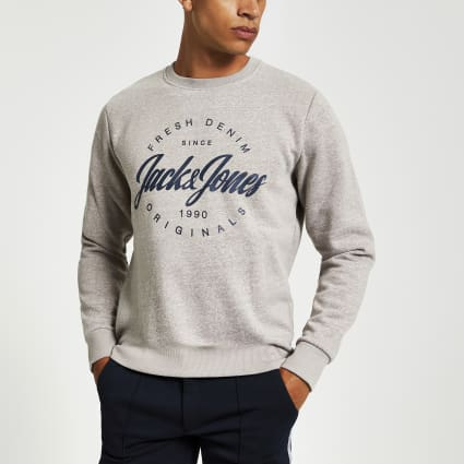 Jack and Jones crew neck sweatshirt