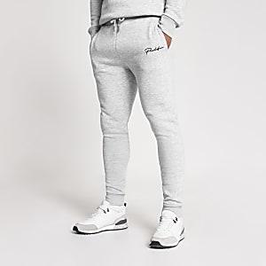 Pantalon de jogging slim gris Prolific
