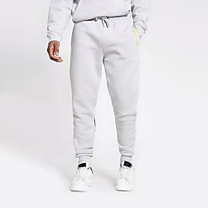Prolific – Pantalon de jogging colour block gris