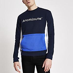 Arcminute – Sweatbleucolourblock