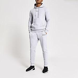 Proflific - Pantalon de jogging slim gris