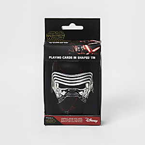 Star Wars speelkaarten en blik set