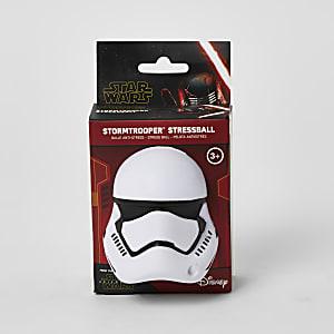 Balle anti-stress blanche Stormtrooper Star Wars