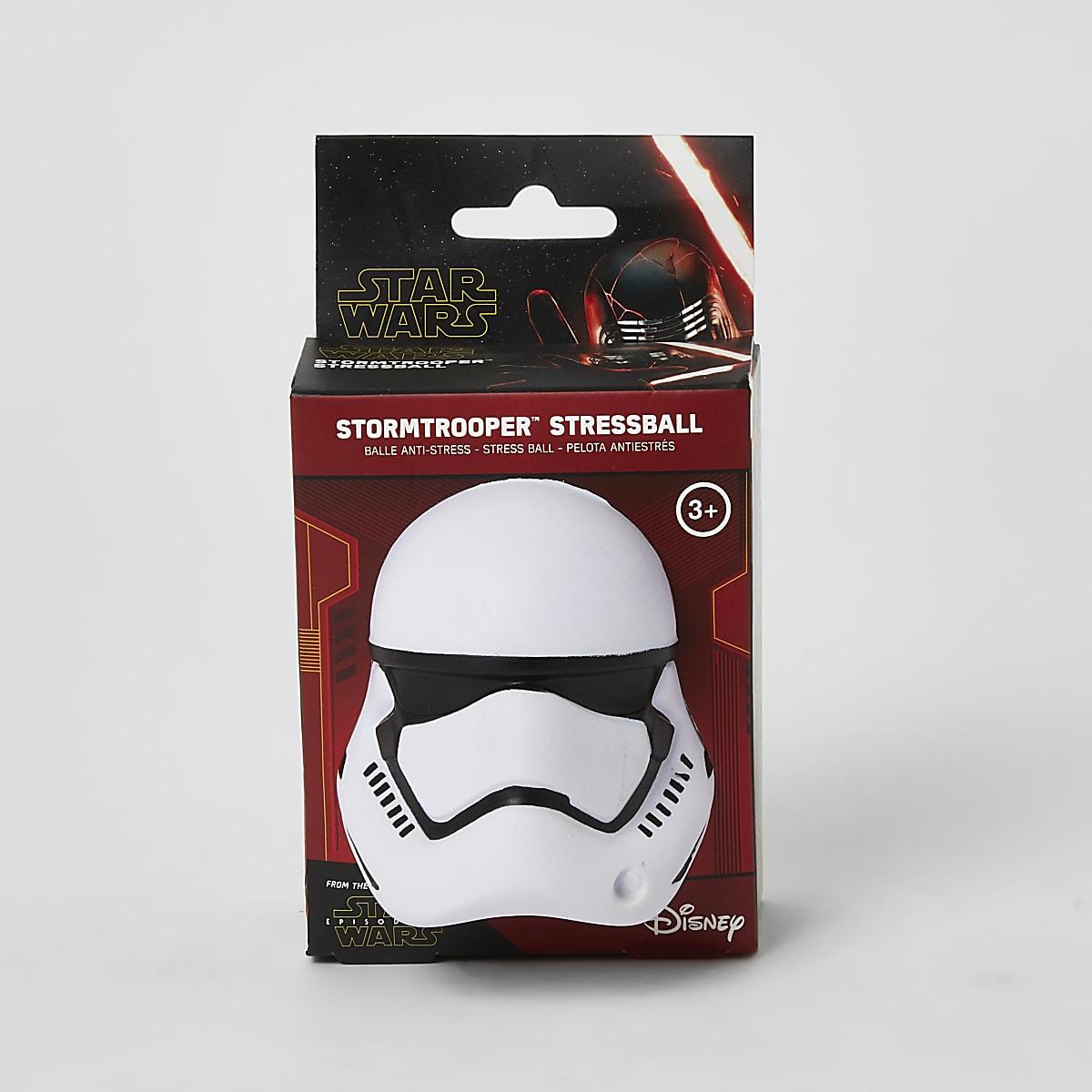 Star Wars white stormtrooper stressball