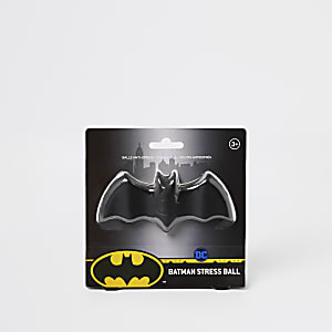 Zwarte Batman-stressbal