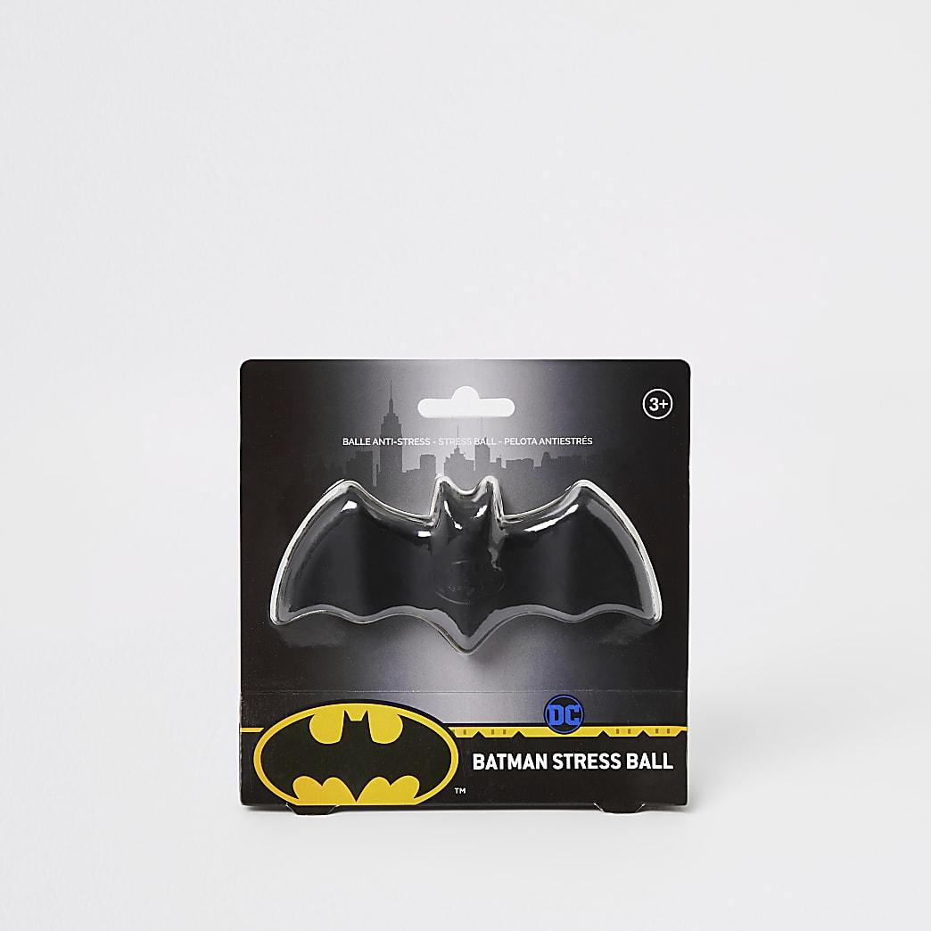 Zwarte Batman-stressbal
