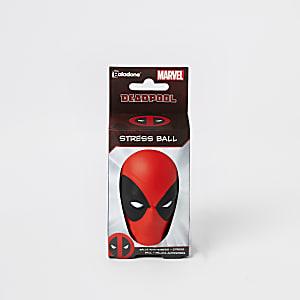 Balle anti-stress rouge Marvel Deadpool