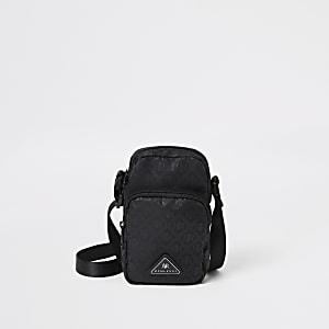 Mini sac à bandoulière MCMLX noir