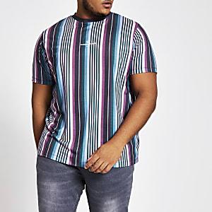 Big and Tall – Maison Riviera Slim Fit T-Shirt