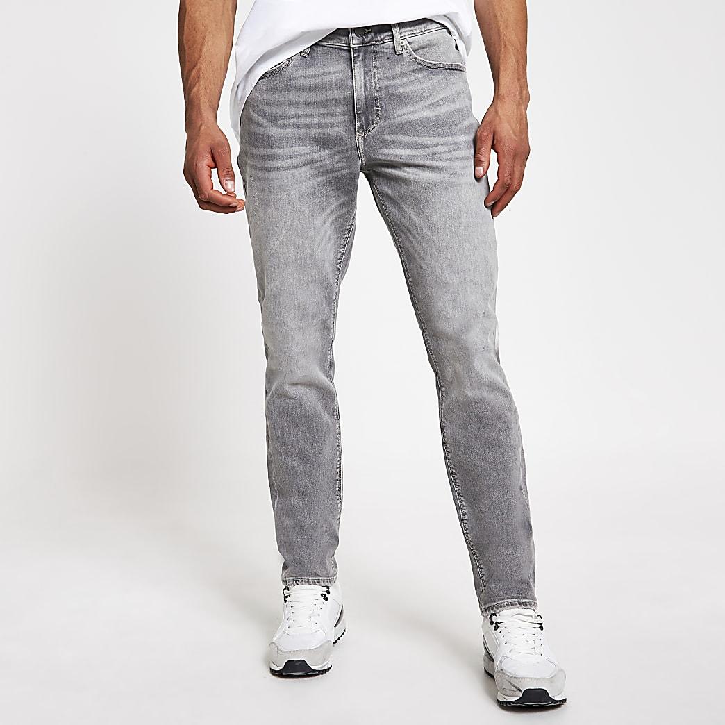 Dylan – Jean slim gris