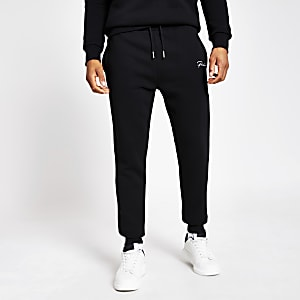 Prolific – Schwarze Jogginghose im Slim Fit