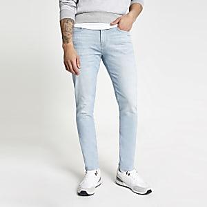 """Hellblaue Jeans """"Dylan"""" im Slim Fit"""