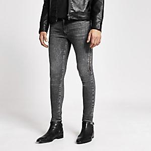 Smart Western –Ollie – Jean ultra-skinnygris