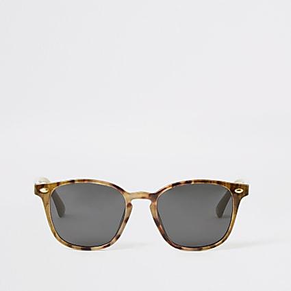 Brown Tort Slim sunglasses