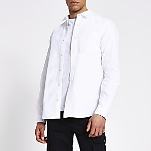 Wit regular fit utility overshirt