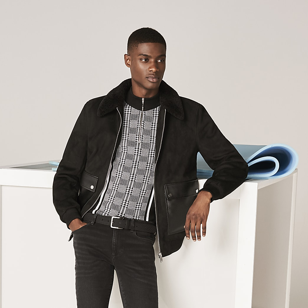 La veste noire Neo