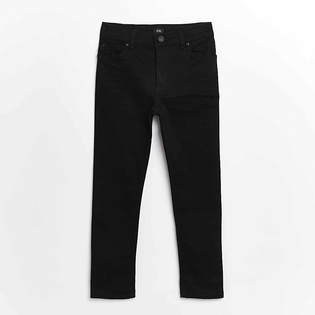 Sid – Jean skinny noir pour garçon