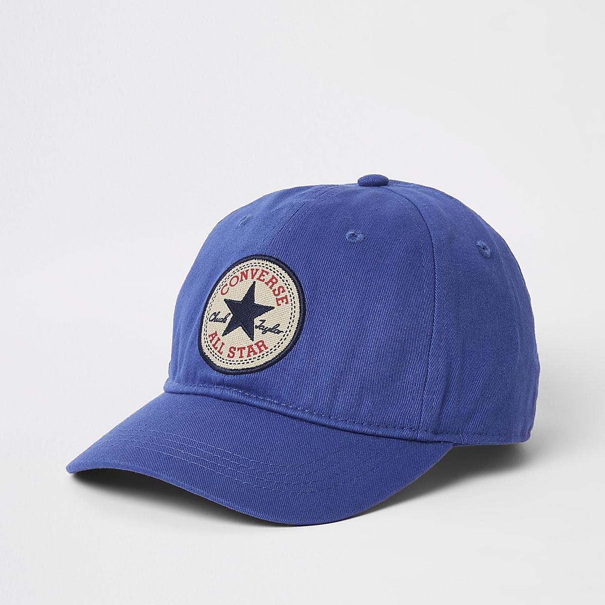 Kids Converse blue cap