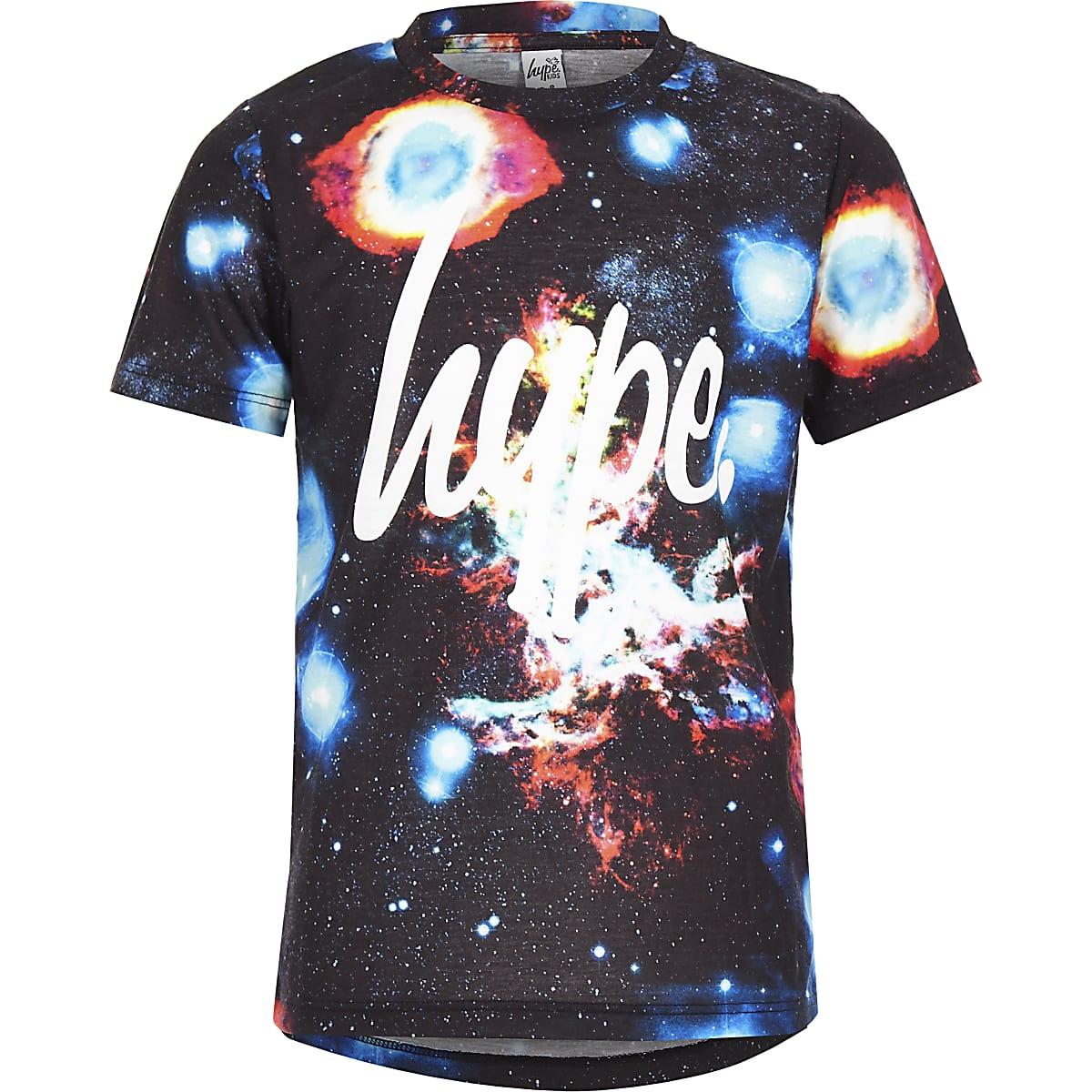 7076b74c Boys Hype navy space T-shirt - T-shirts - T-Shirts & Vests - boys