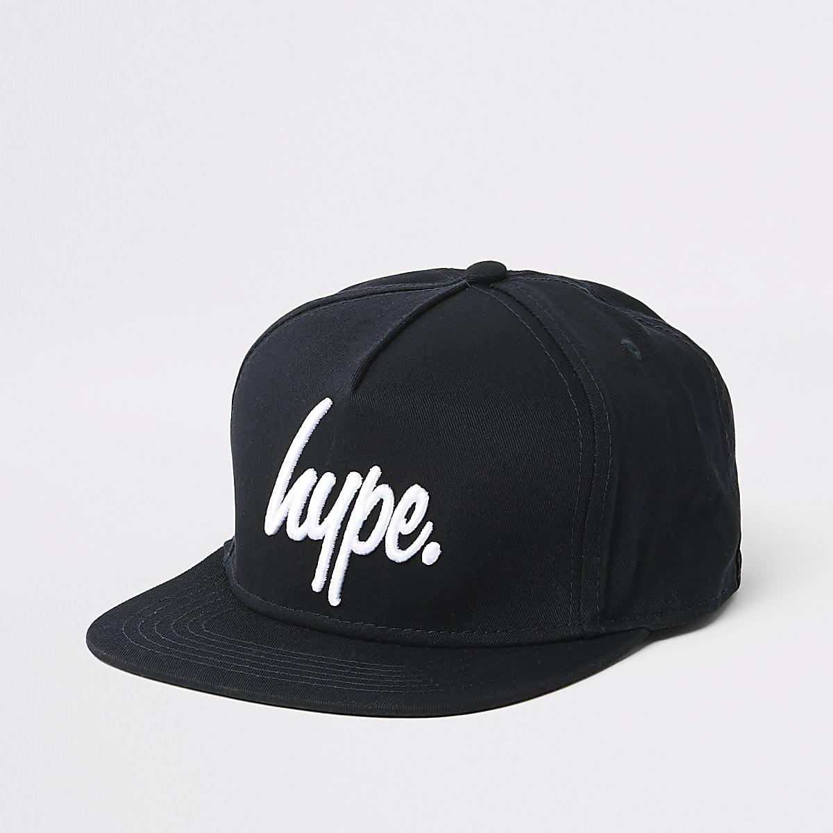 Hype – Marineblaue Snapback-Cap