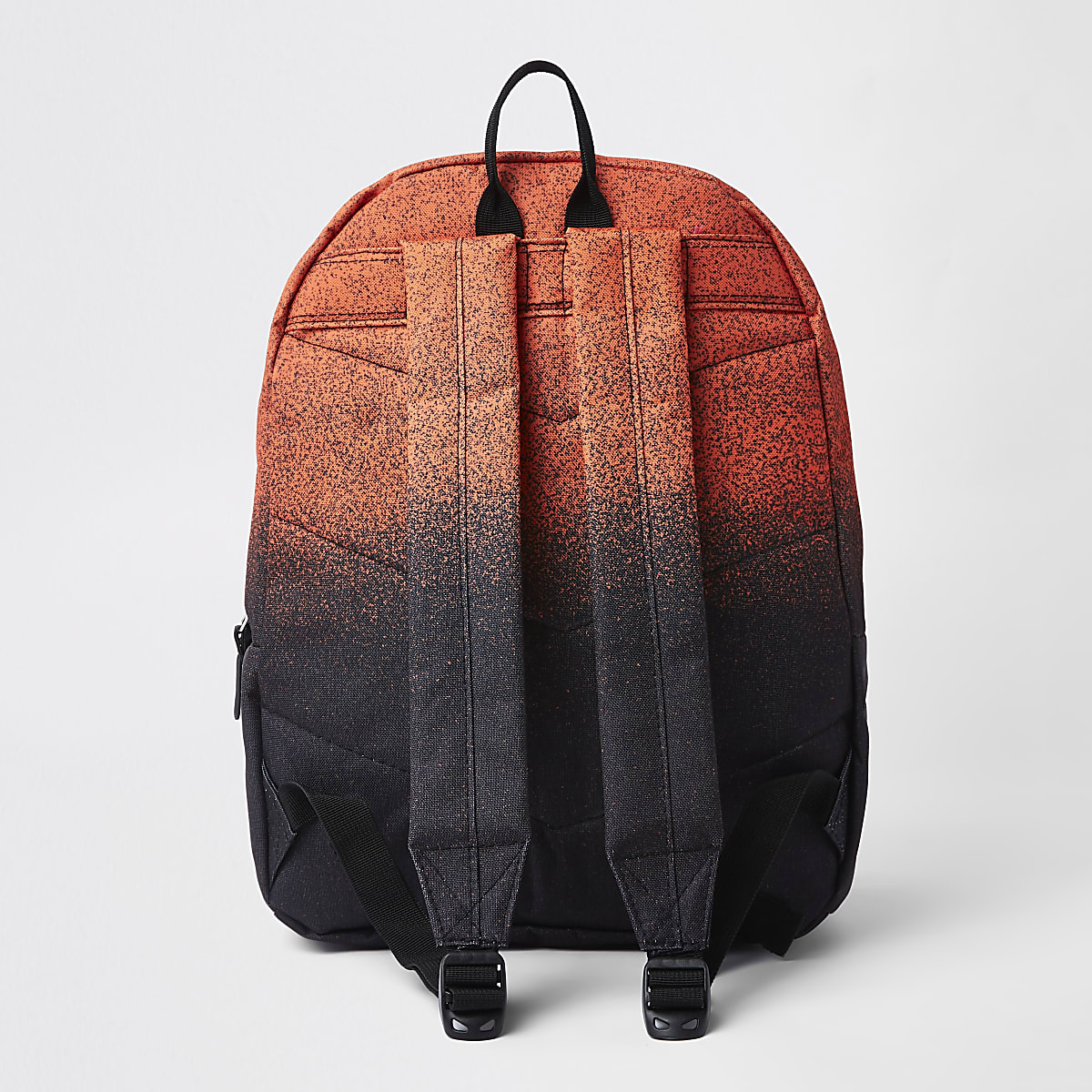 bab6a6856 Boys Hype black orange speckled backpack - Bags / Wallets ...