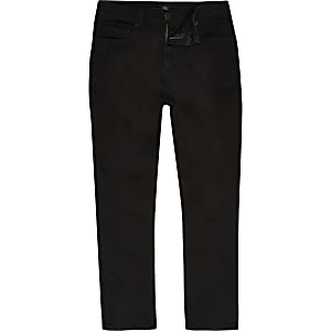 Dylan – Slim Fit Jeans in Schwarz