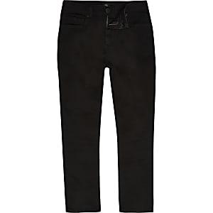 Dylan - Zwarte slim-fit jeans voor jongens