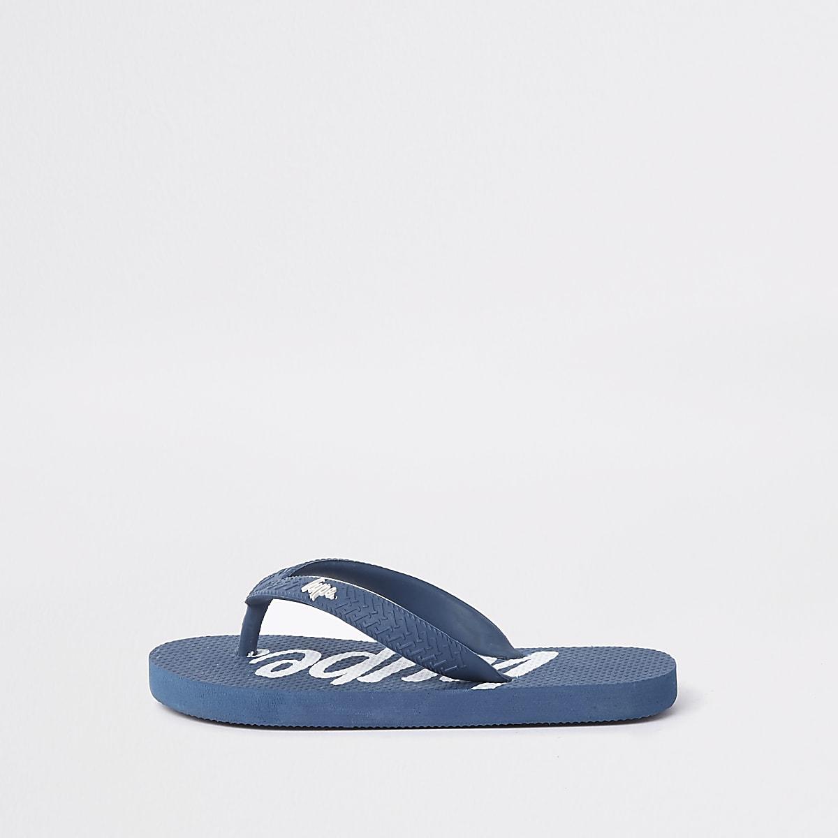 Hype – Tongs bleu marine pour enfant