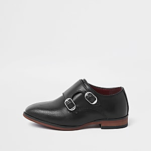Spitze Schuhe in Schwarz