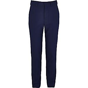 Blaue Anzughose für Jungen